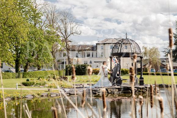 Robert & Kim Thornton Hall Wedding 1054