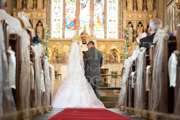 Martin & Nicola - Village on the Green Wedding -01147