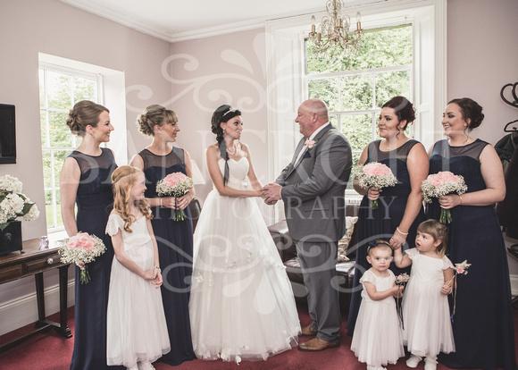 David & Rebecca Statham Lodge Wedding 01120