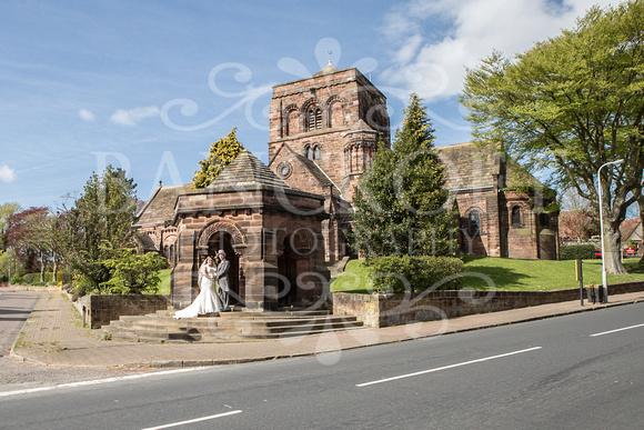 Robert & Kim Thornton Hall Wedding 3188