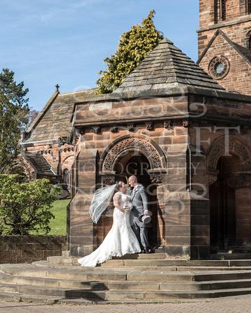 Robert & Kim Thornton Hall Wedding 0068
