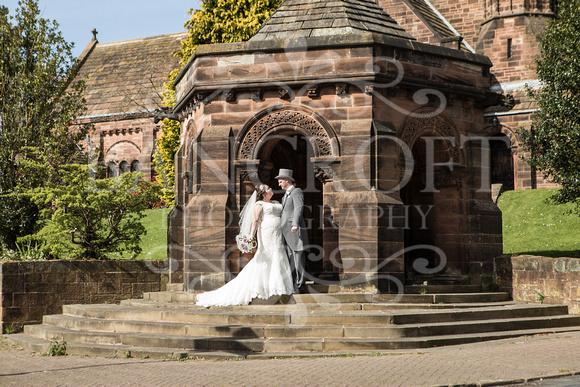 Robert & Kim Thornton Hall Wedding 3204