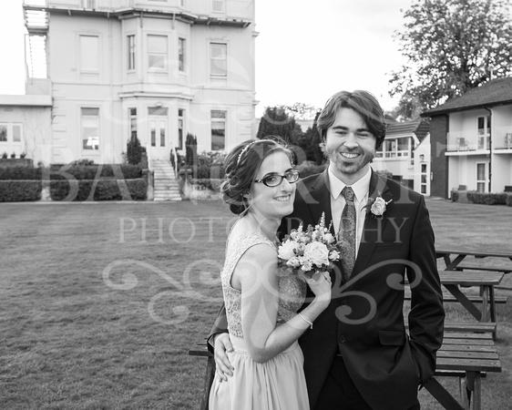 Robert & Kim Thornton Hall Wedding 0718