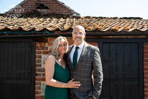 Mike & Kim - Lound Farm Wedding  00224