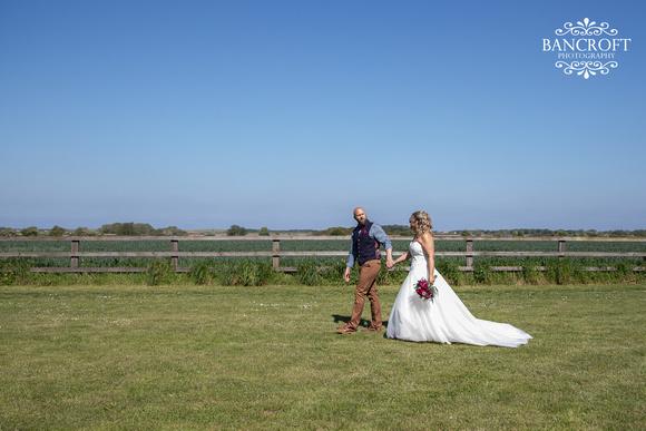 Mike & Kim - Lound Farm Wedding  00404
