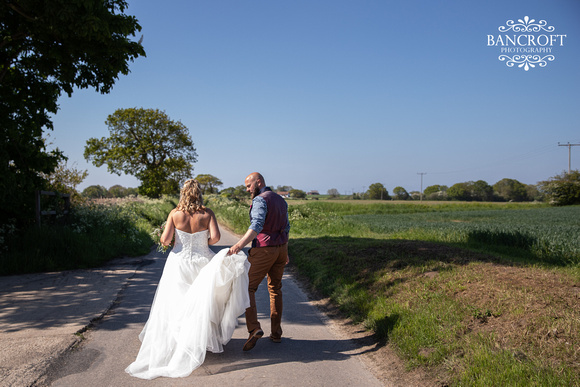 Mike & Kim - Lound Farm Wedding  00433