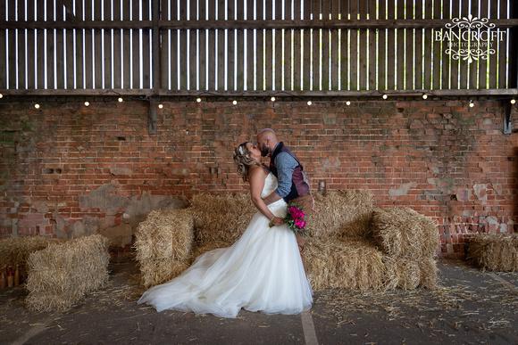 Mike & Kim - Lound Farm Wedding  00460