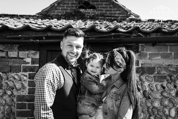 Mike & Kim - Lound Farm Wedding  00515