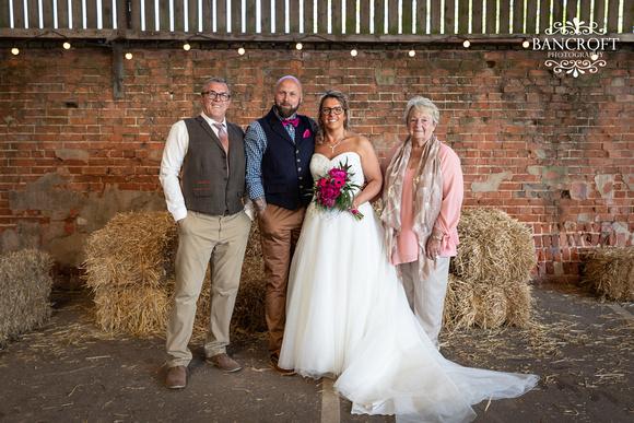 Mike & Kim - Lound Farm Wedding  00619