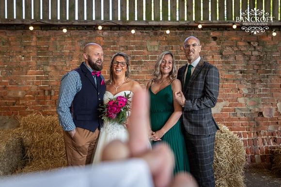 Mike & Kim - Lound Farm Wedding  00660
