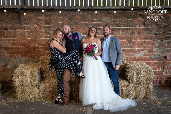 Mike & Kim - Lound Farm Wedding  00678