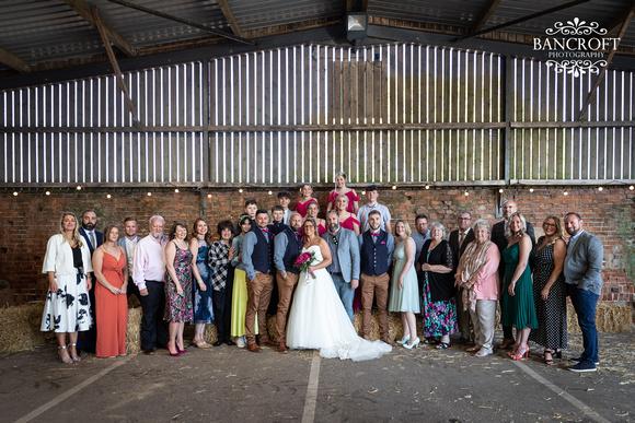 Mike & Kim - Lound Farm Wedding  00702