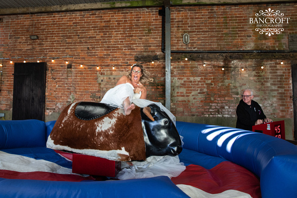 Mike & Kim - Lound Farm Wedding  00892