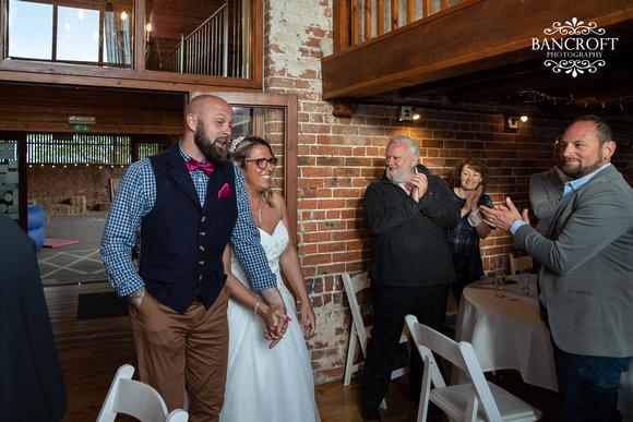 Mike & Kim - Lound Farm Wedding  00917