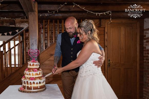 Mike & Kim - Lound Farm Wedding  00922