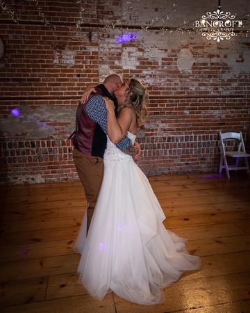 Mike & Kim - Lound Farm Wedding  00982