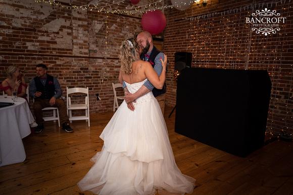 Mike & Kim - Lound Farm Wedding  00987