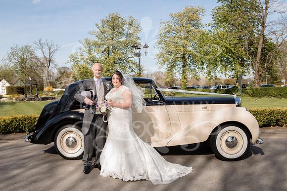 Robert & Kim Thornton Hall Wedding 0962