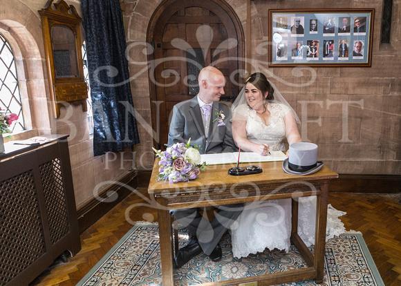 Robert & Kim Thornton Hall Wedding 2785