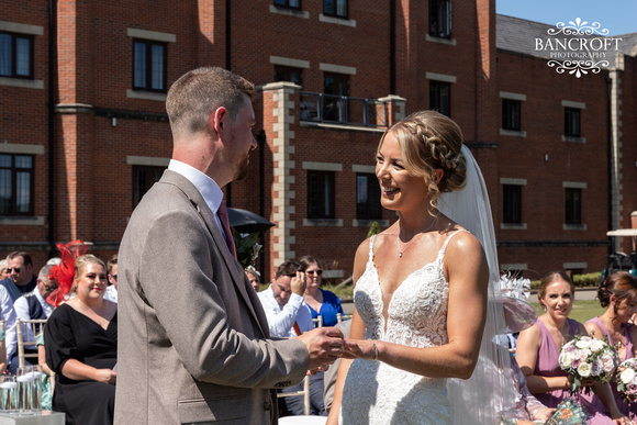 Andy & Steph - The Mere  00593