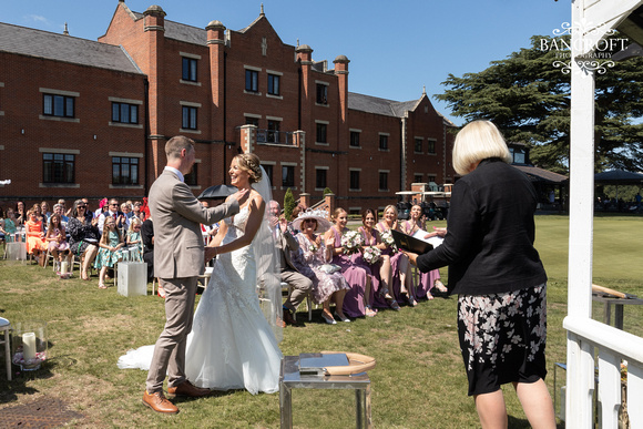Andy & Steph - The Mere  00617