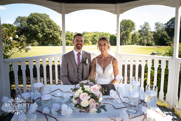 Andy & Steph - The Mere  00676