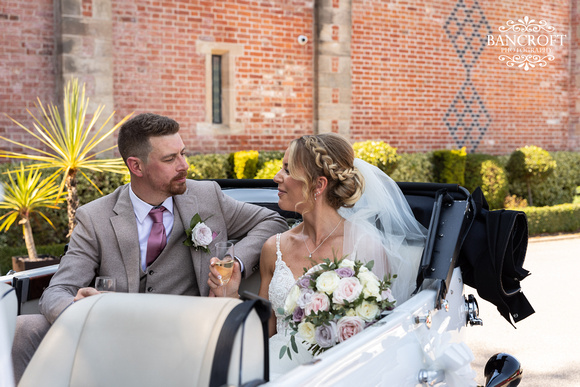 Andy & Steph - The Mere  00730