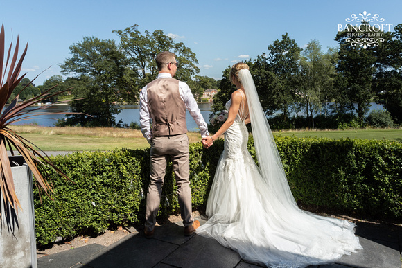 Andy & Steph - The Mere  00749