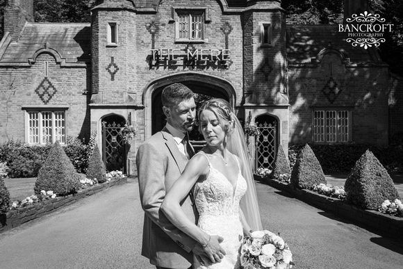 Andy & Steph - The Mere  00790