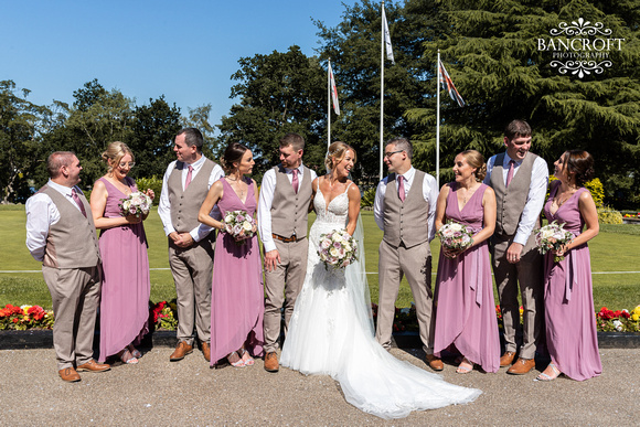 Andy & Steph - The Mere  00898