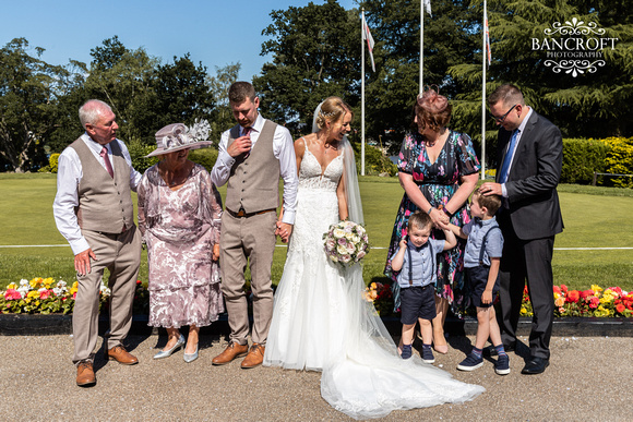 Andy & Steph - The Mere  00923