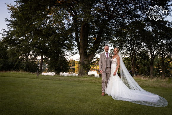 Andy & Steph - The Mere  01237