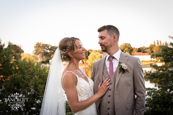 Andy & Steph - The Mere  01257