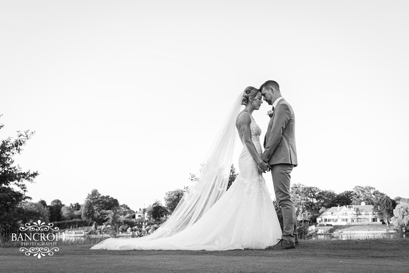 Andy & Steph - The Mere  01262
