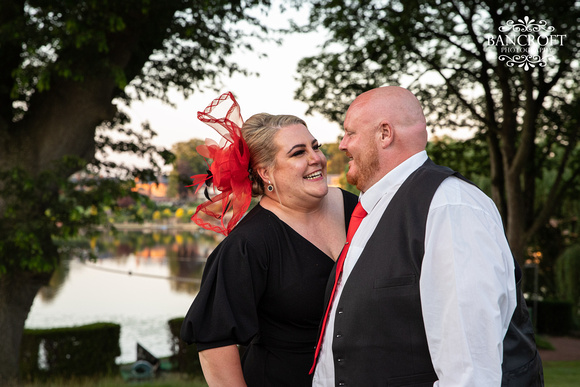 Andy & Steph - The Mere  01298