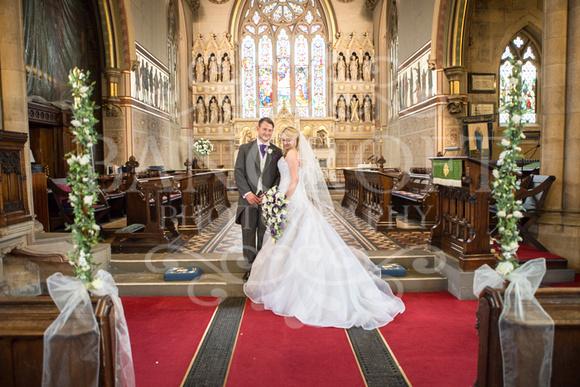 Martin & Nicola - Village on the Green Wedding -01619