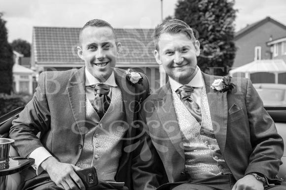 Martin & Nicola - Village on the Green Wedding -00524