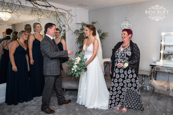 Toby & Holly - Slaters Country Inn  00175