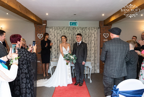 Toby & Holly - Slaters Country Inn  00355