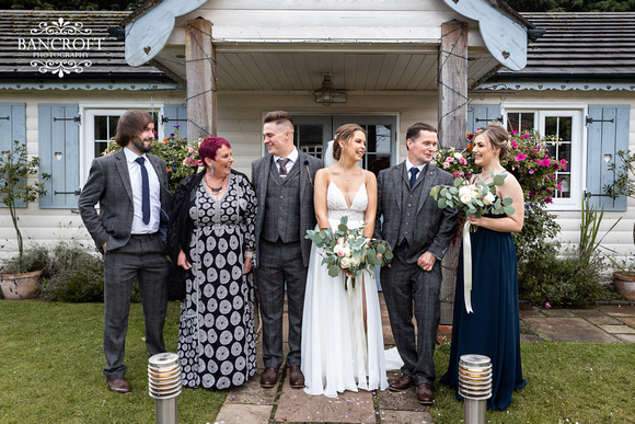 Toby & Holly - Slaters Country Inn  00560