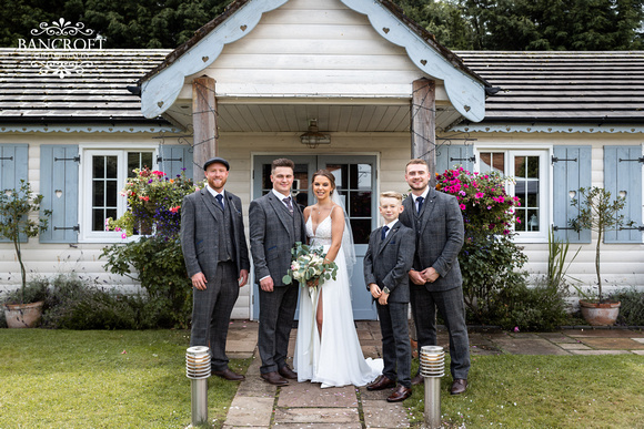 Toby & Holly - Slaters Country Inn  00572