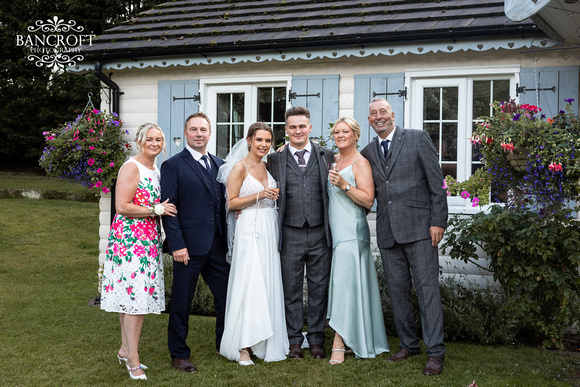 Toby & Holly - Slaters Country Inn  00914
