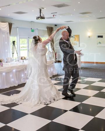 Robert & Kim Thornton Hall Wedding 0931