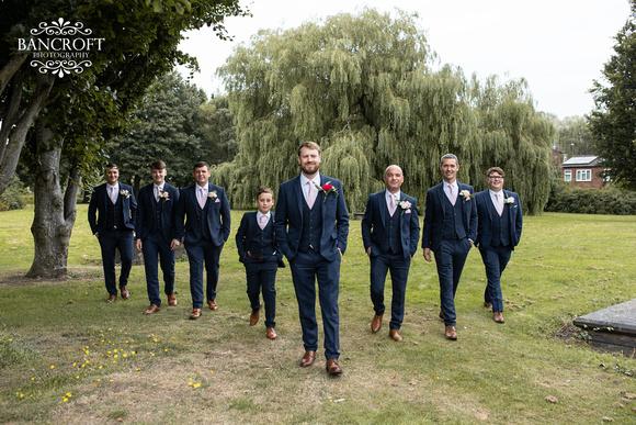 John & Claire Fir Grove Wedding 00127