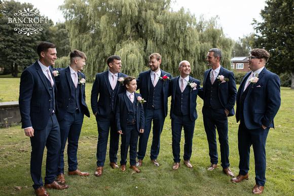John & Claire Fir Grove Wedding 00122