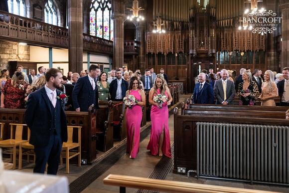John & Claire Fir Grove Wedding 00247