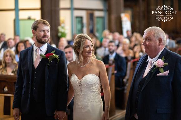 John & Claire Fir Grove Wedding 00324