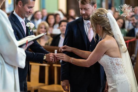 John & Claire Fir Grove Wedding 00342