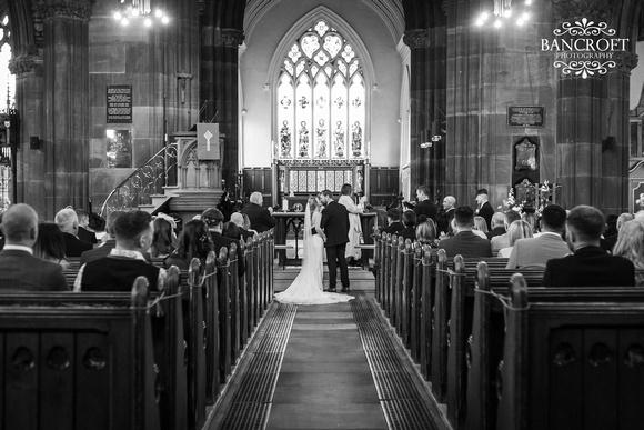 John & Claire Fir Grove Wedding 00370