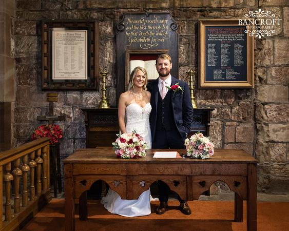 John & Claire Fir Grove Wedding 00378